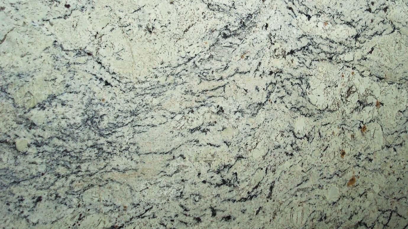 White Ice/White Sioux Granite, Exotic