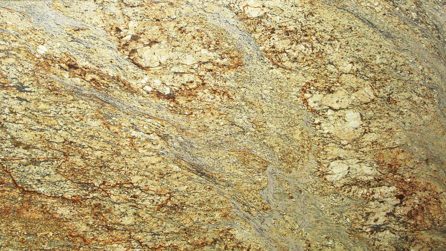 Exotic Granite: Yellow River