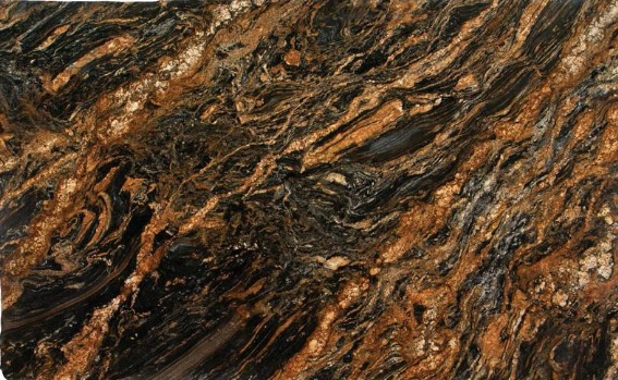 Exotic Granite: Desert Dream (Schist)