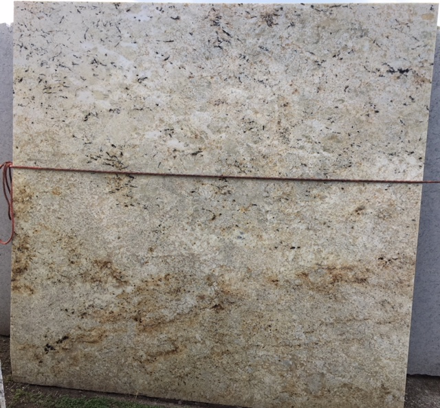 3cm Colonial Cream Exotic Granite-Polished