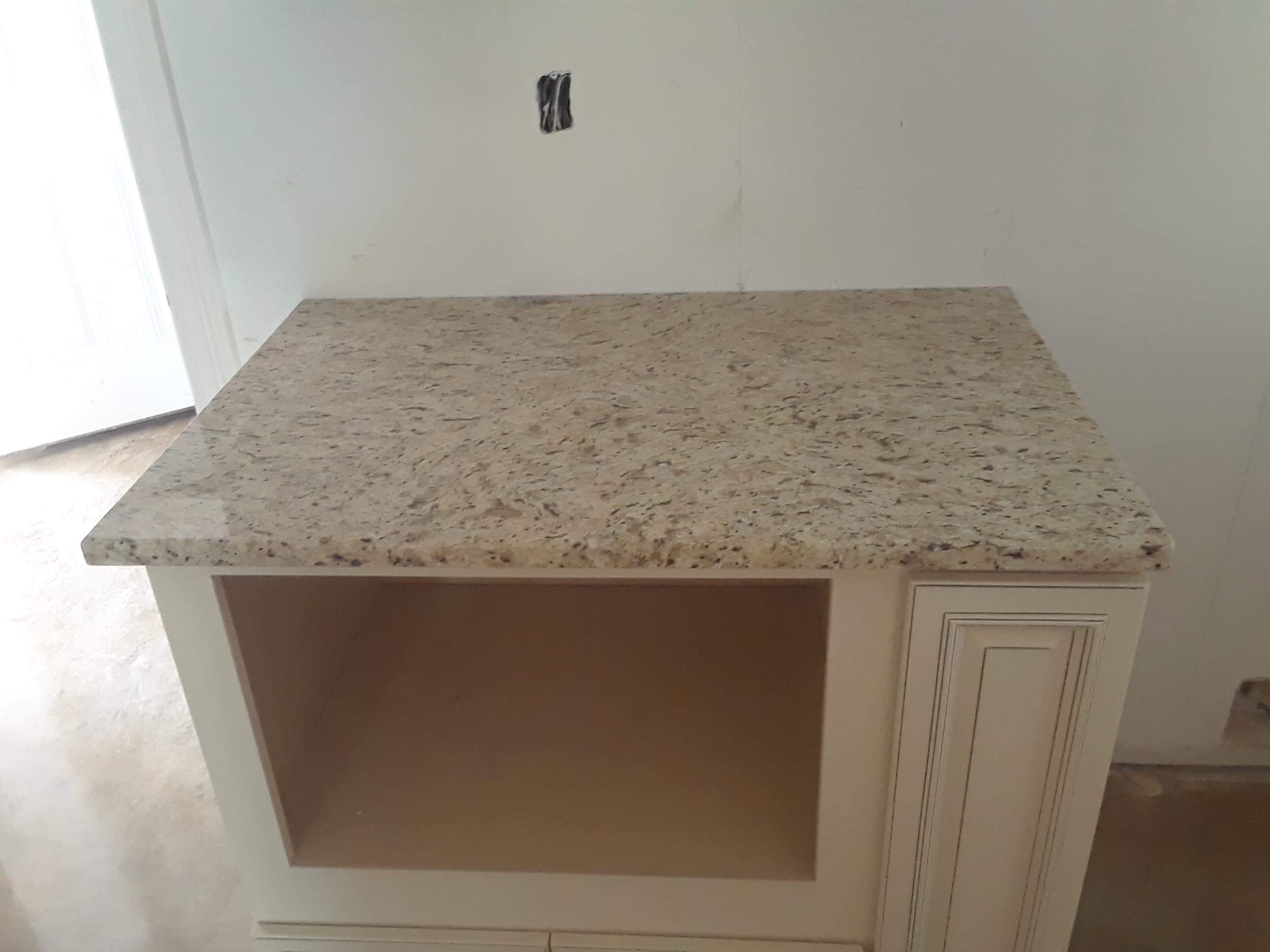 3cm Giallo Ornamental_Kitchen Countertop(4)_Liles