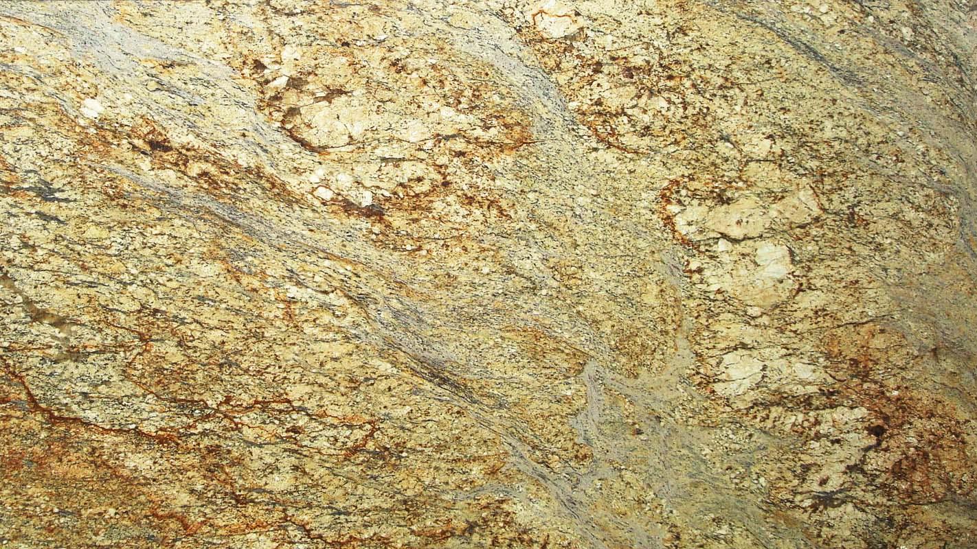 Exotic Granite: Yellow River