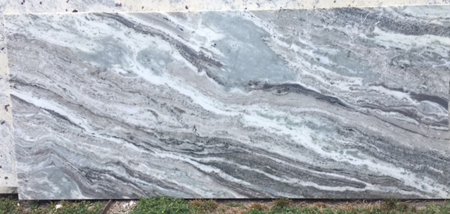 3cm Fantasy Brown Exotic Marble, Polished